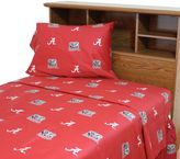 Bed Bath & Beyond University of Alabama Sheet Set