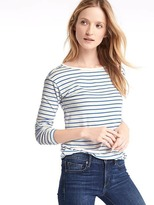 Gap Long sleeve stripe tee