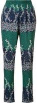 Yigal Azrouel Ivy Trellis pants - women - Polyester/Spandex/Elastane - 0