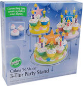 JCPenney Wilton Brands Wilton Cakes 'N More 3-Tier Party Stand