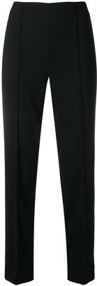 Fendi High Waisted Straight Leg Trousers