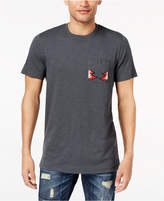 American Rag Men's Beaded Pocket T-Shirt, Created for Macy's