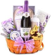 Alder Creek Gift Baskets Alder Creek Relaxing Easter Lavender Gift Basket