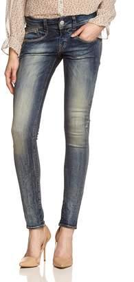 Herrlicher Women's Gila Slim Denim Powerstretch Jeans