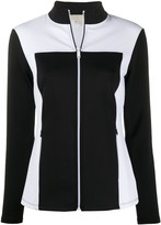 MICHAEL Michael Kors zip-front sweater