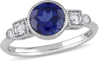 Rina Limor Fine Jewelry 10K 1.84 Ct. Tw. Diamond & Gemstone Ring