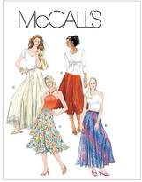Mccall's M5056 Misses' Skirt In 2 Lengths