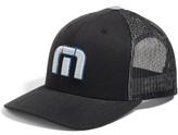 Travis Mathew Men's Morales Trucker Hat - Black