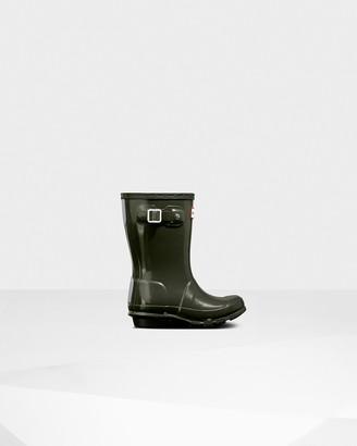 Hunter Original Little Kids Gloss Wellington Boots