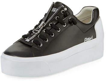 Ash Buzz Zip Platform Sneaker