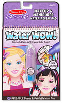 Melissa & Doug Water Wow Make-Up No-Mess Coloring Book