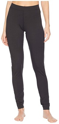 Toad&Co Lean Jersey Legging (Black) Women's Casual Pants