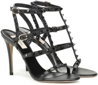 Valentino Garavani Rockstud leather sandals