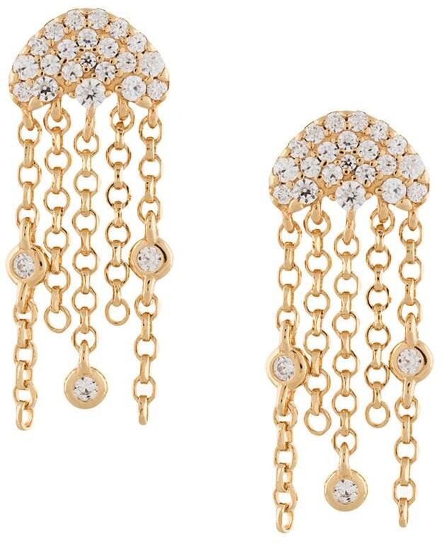 Ete II Jellyfish earrings