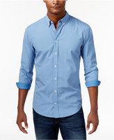 HUGO BOSS Orange Men's Edipoe Geo-Print Shirt