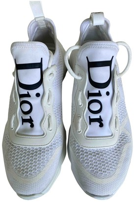 Christian Dior B21 Neo White Polyester Trainers