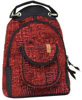 Donna Sharp Women's Backpack Zip Top