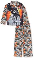 Star Wars Lego Big Boys' 2-Piece Pajamas
