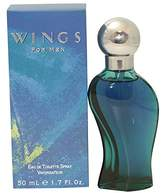 Giorgio Beverly Hills Wings By For Men. Eau De Toilette Spray 1.7 Oz
