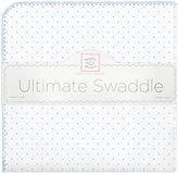 Swaddle Designs Ultimate Receiving Blanket - Pastel Blue