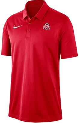 Nike Men's Ohio State Buckeyes Franchise Polo