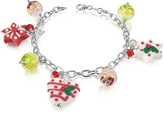 Dolci Gioie Christmas Hearts and Stars Bracelet