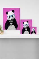 DENY Designs Coco de Paris Panda Wall Art