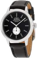 Shinola The Bedrock Dial Leather Strap Men's Watch 20058979