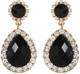 Amrita Singh Crystal & Resin Chandelier Earrings