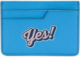 Anya Hindmarch 'Yes No' cardholder