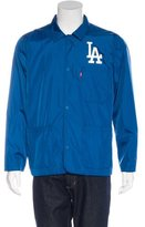 Levi's Nylon Dodgers Jacket