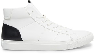 Steve Madden Coastline White/Black