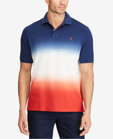 Polo Ralph Lauren Men's Big & Tall Classic Fit Ombre Mesh Polo