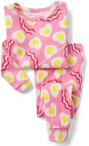 Gap Bacon and heart eggs sleep set