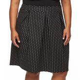 Apt. 9 Plus Size Pleated Skirt