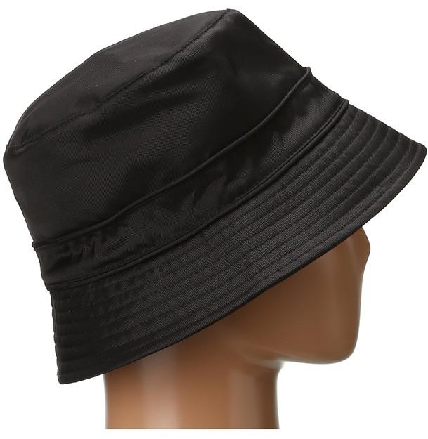 Hat Attack Nylon Rain Hat w/ Drawstring