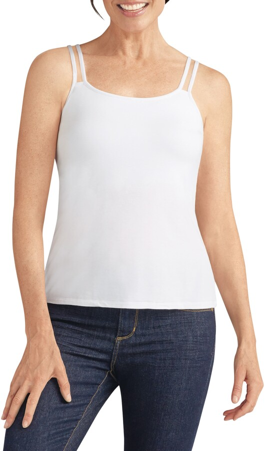 e509d8a8756 Camisole With Built In Bra - ShopStyle