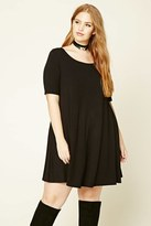 Forever 21 FOREVER 21+ Plus Size T-Shirt Dress
