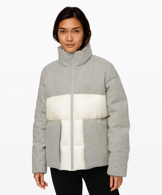 Lululemon Winter Chill Wool Jacket
