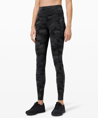 """Lululemon Fast and Free Tight 31"""" *Reflective"""