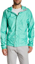 Peter Millar Owen 2.5 Layer Hooded Rain Jacket