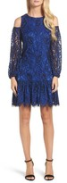 Eliza J Women's Lace Cold Shoulder Dress