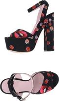 Giamba Sandals - Item 11276305