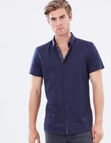 SS Jacquard Shirt