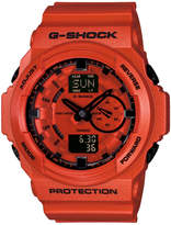 G-Shock Metallic Colors Orange