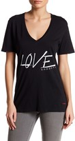 Peace Love World Love Happens Kim Tee