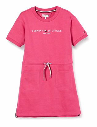 Tommy Hilfiger Girl's Essential Dress S/S