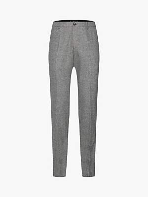 Tommy Hilfiger Wool Blend Tailored Trousers