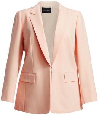 Lafayette 148 New York, Plus Size Langley Blazer