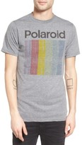 Altru Men's 'Polaroid' Graphic Crewneck T-Shirt